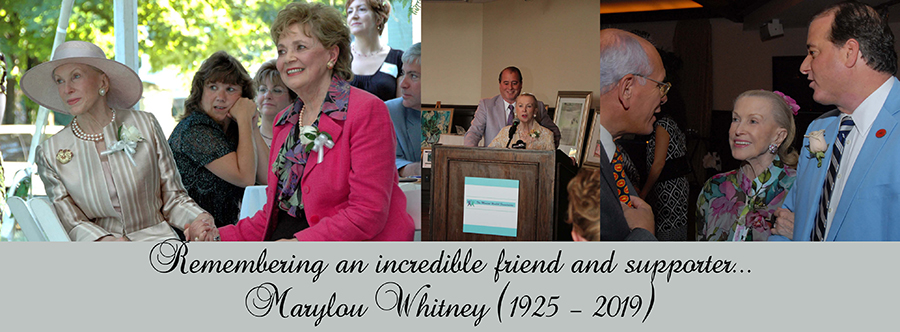Marylou Whitney Tribute